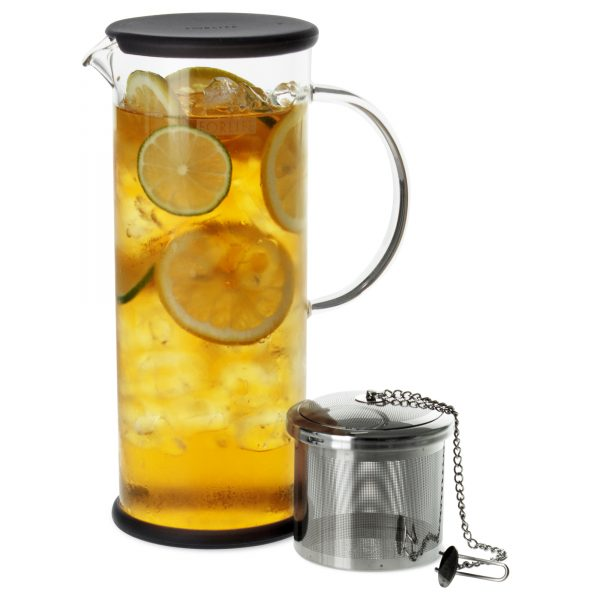 Lucent Iced Tea Jug with Infuser