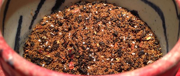 Foodie February: 9-Spice Nilgiri Tea Rub