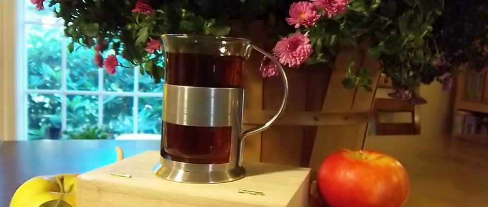 Apple Cider & Tea: Together At Last
